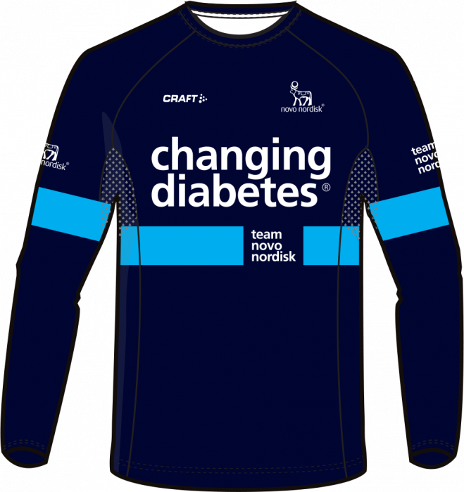 Team Novo Nordisk clothing and equipment - Craft TNN Long Sleeve ... eecbb9b50