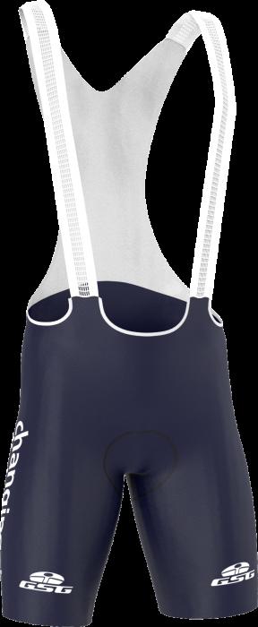 Team Novo Nordisk clothing and equipment - GSG TNN BiB shorts 2018 ... 12a55c415