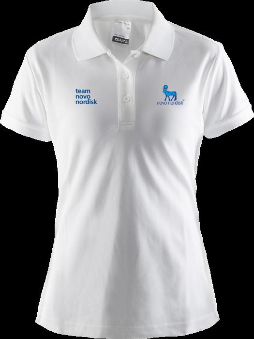 Black - S Craft 2018 Womens Pique Classic Polo Shirt 192467
